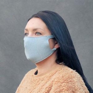 Soft Neopren Maske 1-lagig