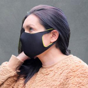 Soft Neopren Maske 2-lagig