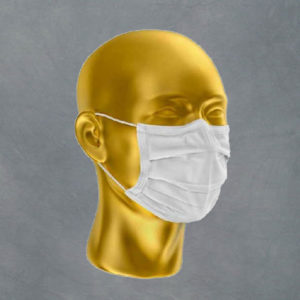 Textile Polyester Maske